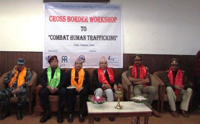 मानव बेचबिखन बिरुद्ध दुई दिने अन्तरदेशिय कार्यशाला नेपालगन्जमा सुरु