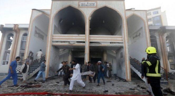अफगानिस्तानको मस्दिजमा बम आक्रमण, १२ जनाको मृत्यु