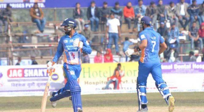 डीपीएलमा काठमाण्डौको लगातार दोस्रो जीत