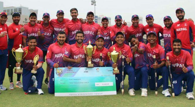 नेपाली क्रिकेटरको रोकिएको तलब निकासा