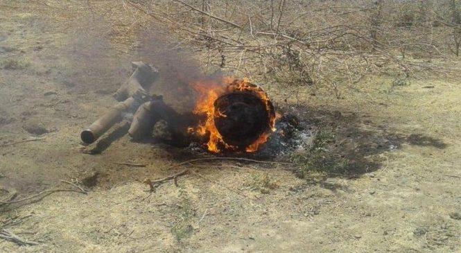 भारतीय सेनाको विमान दुर्घटनाग्रस्त