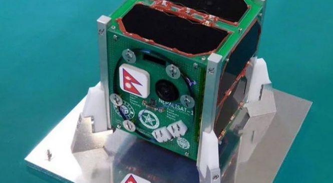 नेपाली भूउपग्रह अन्तरिक्षमा प्रक्षेपण गरिँदै