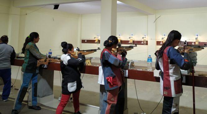 शुटिङ प्रतियोगिता नेपालगञ्जमा शुरु