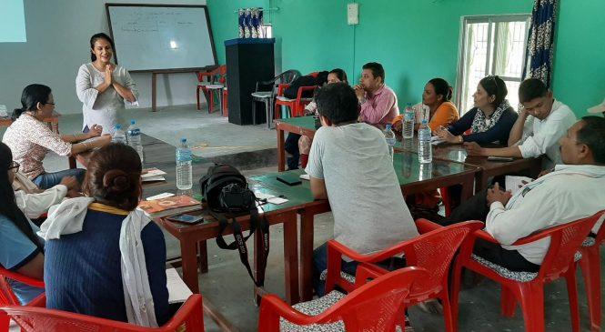 वालिका शिक्षा कार्यक्रम खजुरामा प्रभावकारी बन्दै