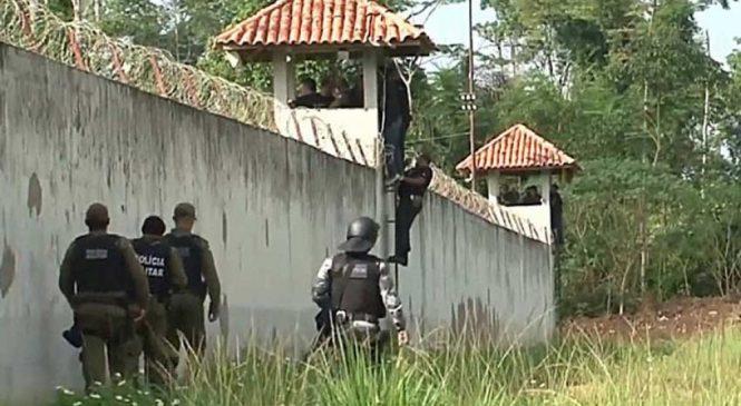 ब्राजिलमा हिंसा भड्किंदा ५२ कैदीको मृत्यु