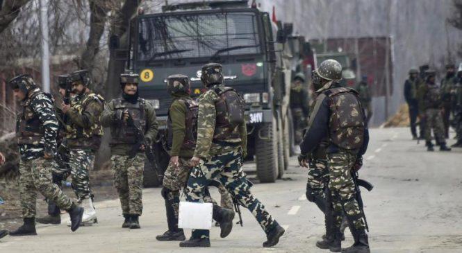 जम्मू–कश्मीरमा सुरक्षाकर्मीसँगको भिडन्तमा २ आतंकवादी मारिए