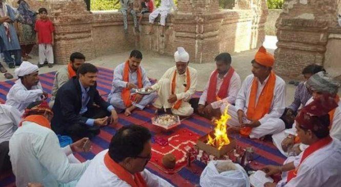पाकिस्तानमा ७२ वर्षपछि खोलियो हिन्दू मन्दिर