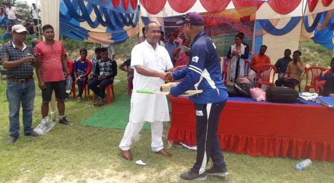डुडुवा अध्यक्ष कप क्रिकेटमा भोली सेमीफाइनल हुने