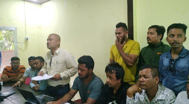 सीतापुर घटनाको छानबीन गर्न विद्यार्थीको माग