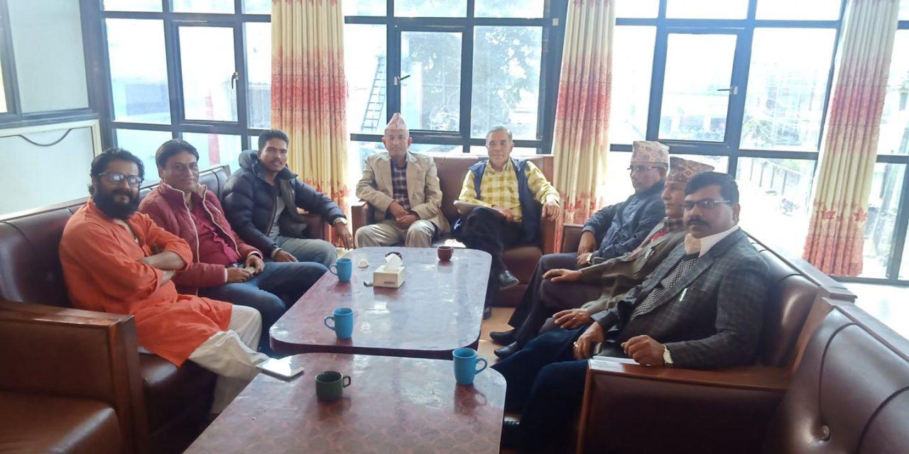 संस्कृत विश्वविद्यालयको ताला खुल्यो