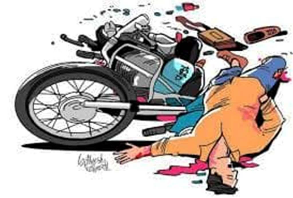 मोटरसाइकलको ठक्करबाट दाङमा एकको मृत्यु