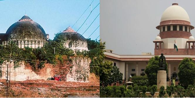 अयोध्याको विवादित जमिनमा राम मन्दिर बन्ने