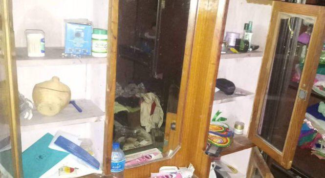 नेकपा सचेतक चौधरीको घरमा चोरी