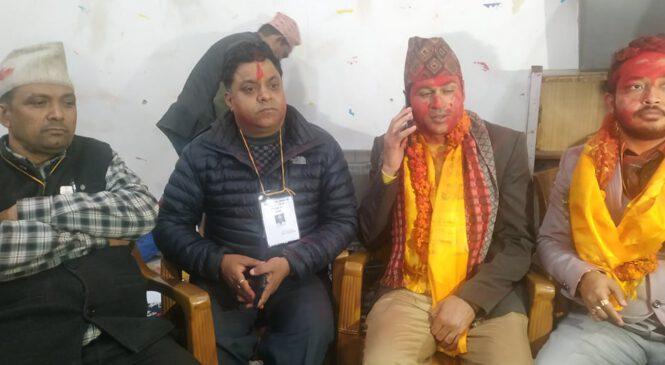 नेपालगञ्ज उद्योग बाणिज्य संघमा समावेशीका चुन्ना विजयी