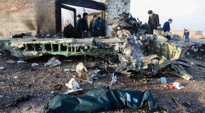 युक्रेनी विमान आफूले खसालेको इरानको स्वीकारोक्ति