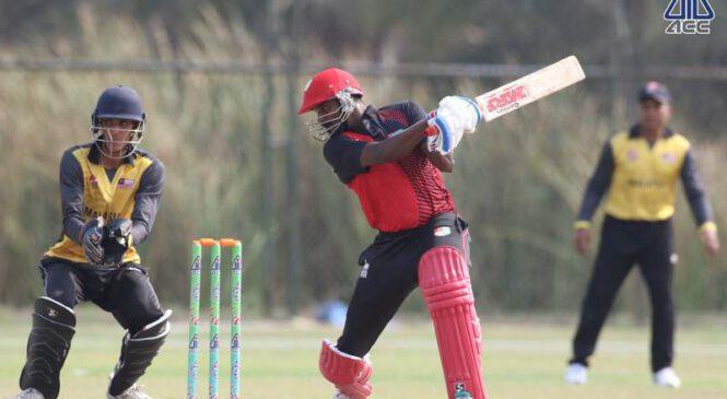 एसीस क्रिकेटमा मलेसियाविरुद्ध सिंगापुरको शानदार जीत