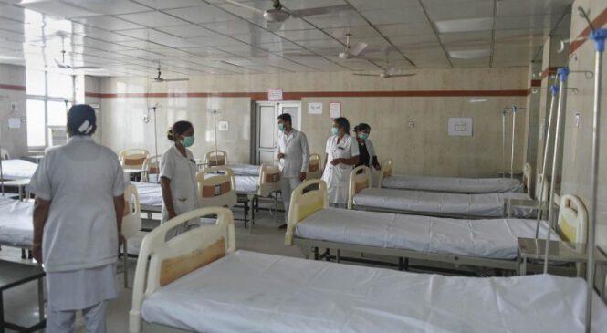 भारतमा कोरोना संक्रमितको संख्या बढ्दै, ७७ जनाको मृत्यु