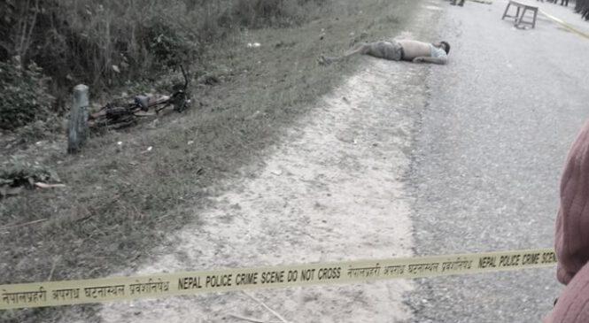 कैलालीमा एक शिक्षक मृत फेला