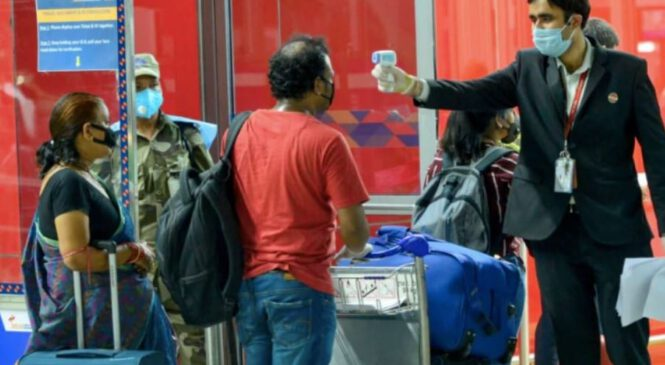 भारतले दुई महिनापछि शुरु गर्यो आन्तरिक उडान