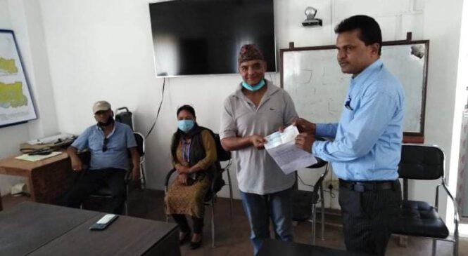 कोरोनाबिरुद्धको अभियानका लागि नेपालगञ्ज उपमहानगरका शिक्षकको एकदिनको तलब