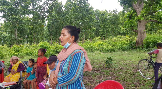 नरैनापुरलाई कृषिको हब बनाईने छ : प्रदेश सांसद नमूना