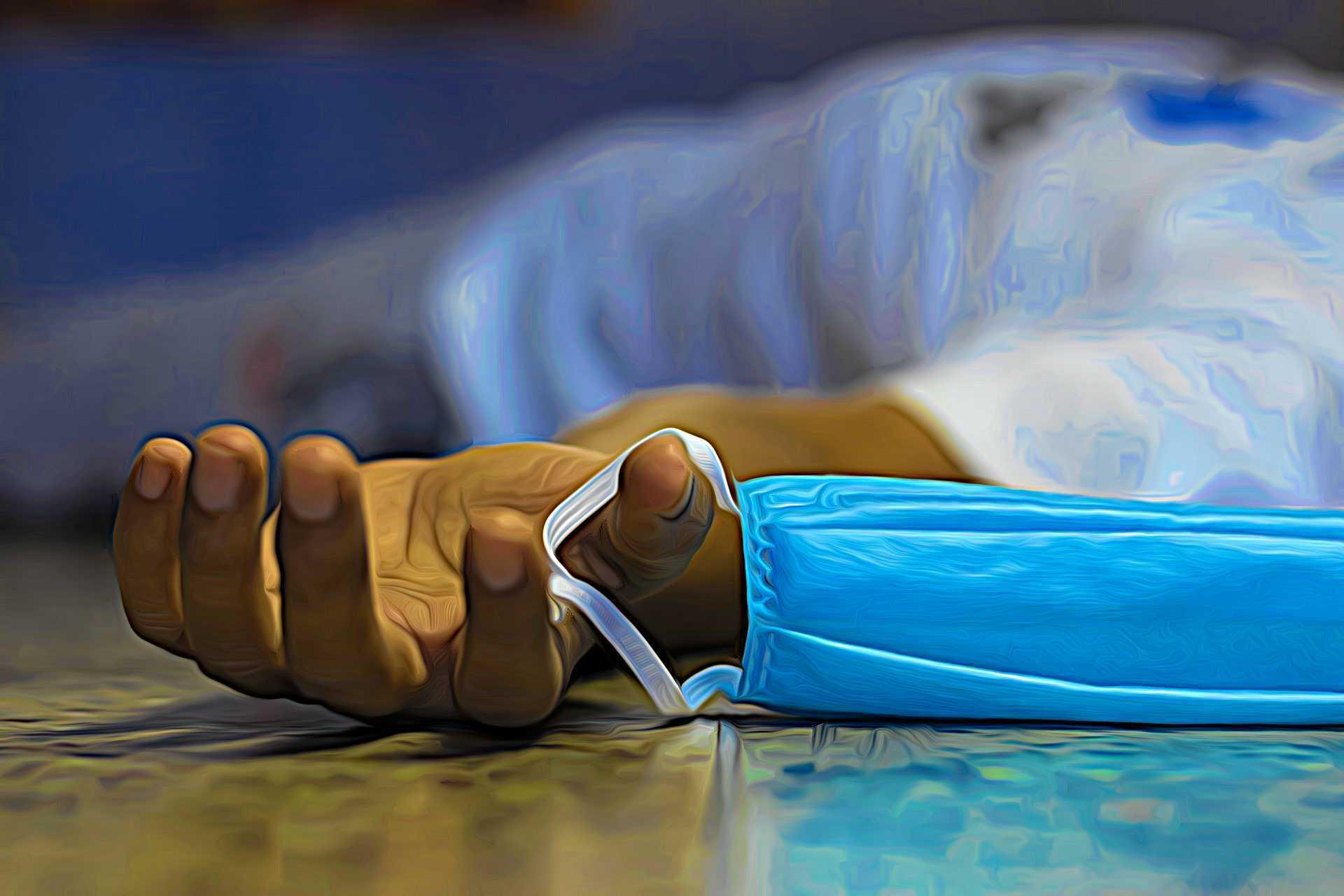 भारतमा एकैदिन ११३३ संक्रमितको मृत्यु