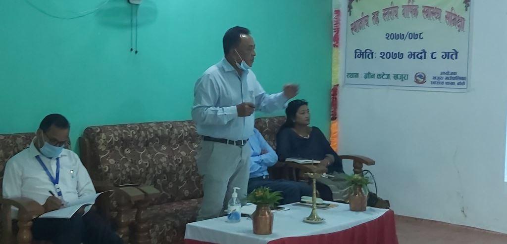 खजुराका स्वास्थ्य संस्थाहरुको समीक्षा