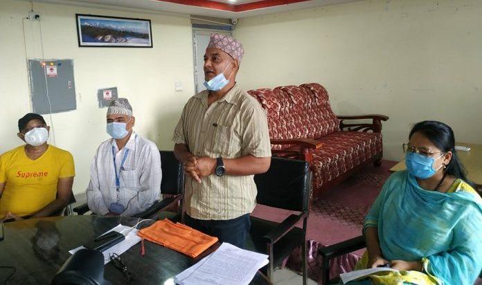 कोभिड–१९ रोकथाममा नेपालगञ्जको ४ करोड खर्च