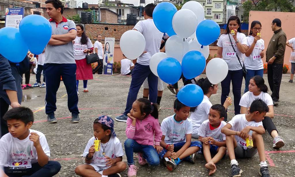 राष्ट्रिय बाल दिवस सोमवार मनाईंदै