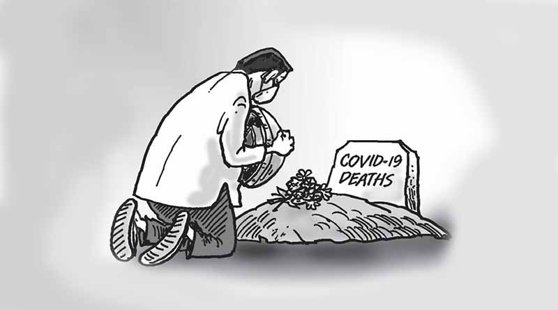 कोरोनाबाट बाँकेमा एकको मृत्यु