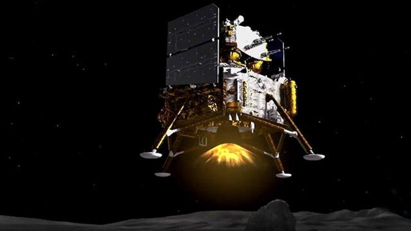 चन्द्रमाबाट ढुंगा–माटो ल्याउने अभियानमा चीन
