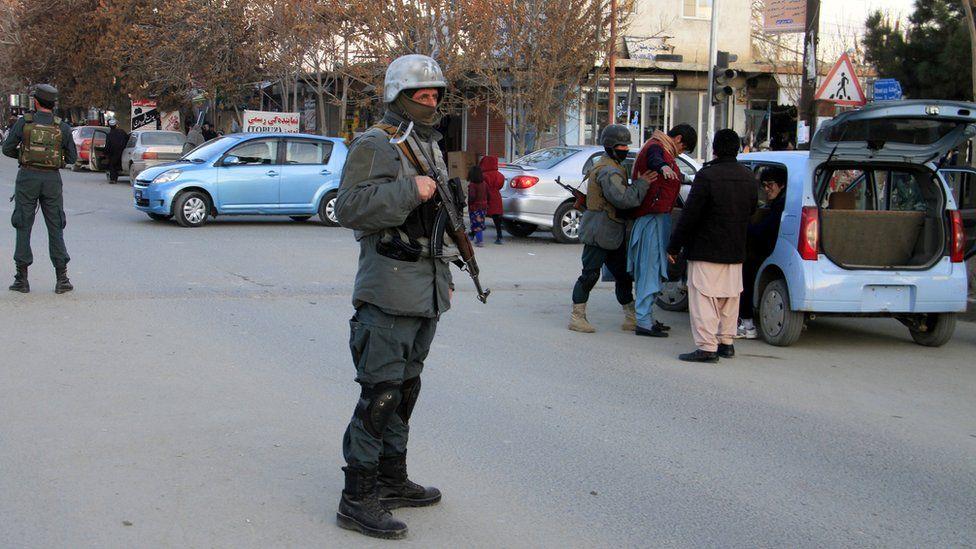 अफगानिस्तानमा बिस्फोट, १५ बालबालिकाको मृत्यु