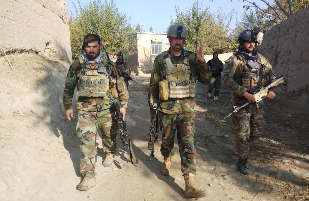 अफगानी सेनाको कारबाहीमा आठ तालिबानी लडाकु मारिए