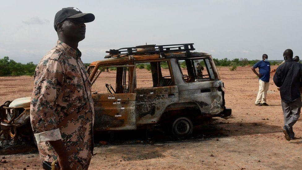 अफ्रिकी देश नाइजरमा बिद्रोही आक्रमण, ७९ जनाको मृत्यु