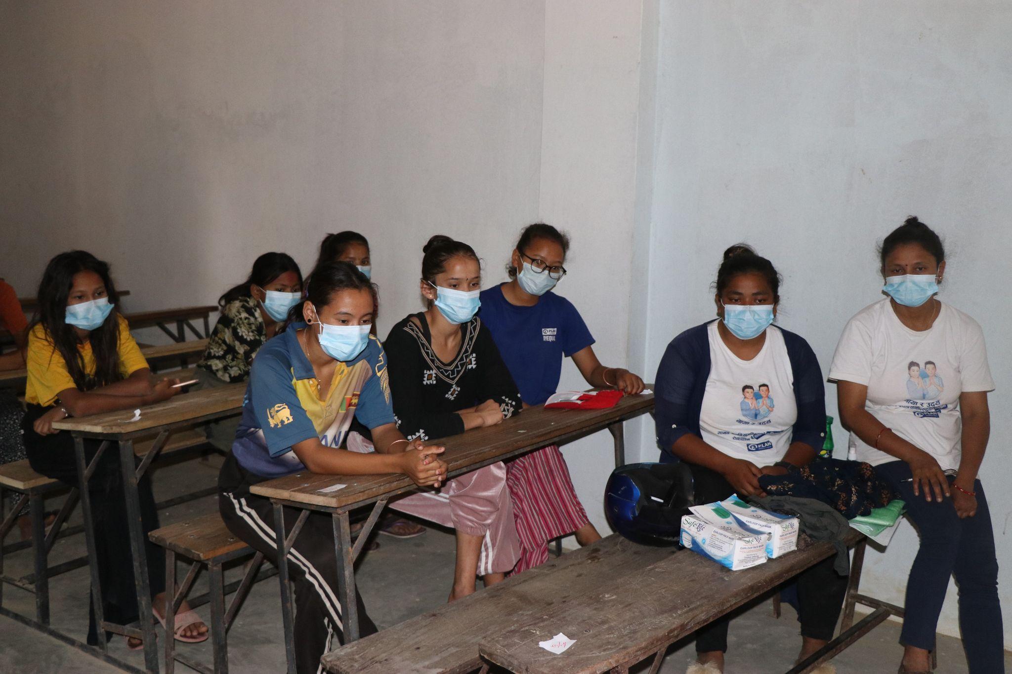 बाँकेका चार स्थानीय तहमा मानव बेचबिखन बिरुद्धको जनचेतना अभियान