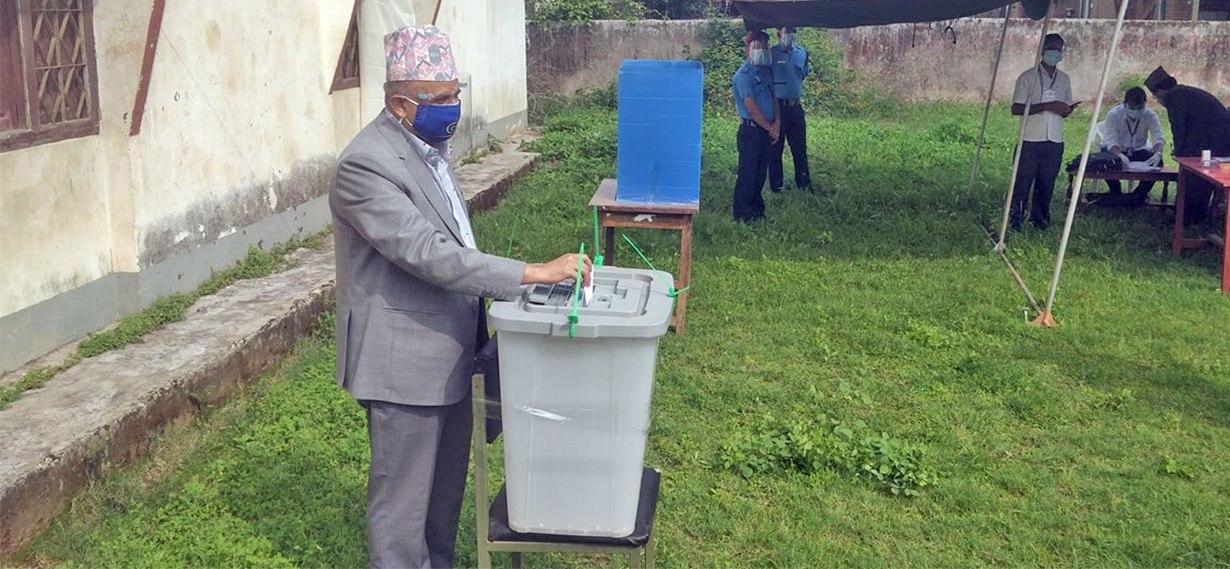 लुम्बिनी प्रदेशमा राष्ट्रिय सभा उपनिर्वाचनको मतदान शुरु