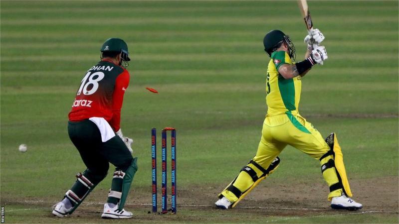 अष्ट्रेलिया टी–ट्वान्टी क्रिकेटमा इतिहासकै सर्वाधिक कम ६२ रनमा अलआउट