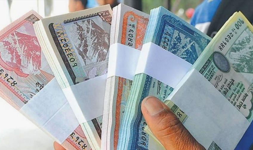 दशैँका लागि नयाँ नोट साट्न शुरु
